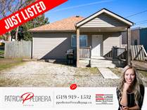 Homes for Sale in Erie South, Leamington, Ontario $199,900