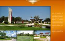 Lots and Land for Sale in Playa del Carmen, Quintana Roo $151,872