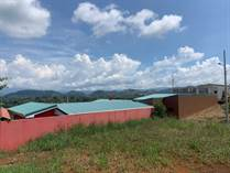 Lots and Land for Sale in Santa Eulalia, Atenas, Alajuela $48,000