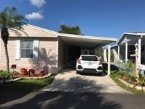 Homes for Sale in The Lakes At Countrywood, Plant City, Florida $15,900