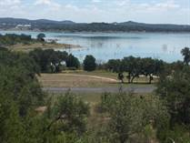 Lots and Land Sold in The Enclave at Canyon Lake, Canyon Lake, Texas $149,900