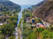 Lots and Land for Sale in Boca de Tomatlan, Puerto Vallarta, Jalisco $96,000