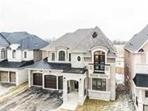 Homes for Sale in Keele/Kirby, Vaughan, Ontario $3,299,000