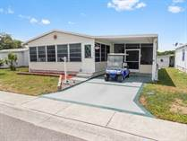 Homes for Sale in Forest Lake Estates, Zephyrhills, Florida $33,000