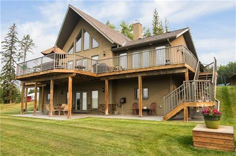 Home for Sale in Alberta, Rural Clearwater County, Alberta $1,399,000
