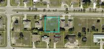 Lots and Land for Sale in Cape Coral, Florida $129,900