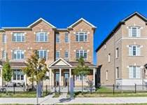 Homes for Sale in Cornell, Markham, Ontario $839,990