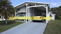 Homes for Sale in Spanish Lakes Country Club, Fort Pierce, Florida $19,500