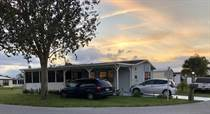 Homes for Sale in Spanish Lakes Fairways, Fort Pierce, Florida $9,000