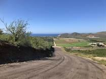 Lots and Land for Sale in El Pescadero, Baja California Sur $134,276