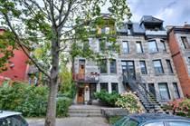 Homes for Sale in Plateau, Montréal, Quebec $415,000