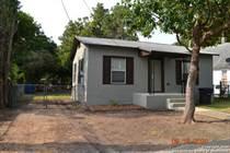 Homes for Sale in San Antonio, Texas $107,000