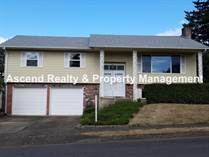 Homes for Rent/Lease in Cedar Hills, Oregon $2,510 one year