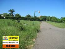 Lots and Land for Sale in Sosua Hills , Sosua, Puerto Plata $89,000