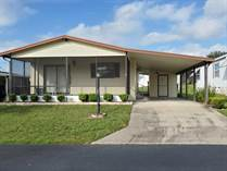 Homes for Sale in Fishermans Cove, Dade City, Florida $32,800
