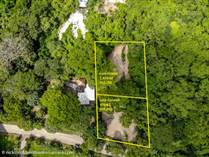 Lots and Land for Sale in Playa Samara, Guanacaste $52,000