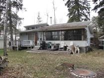 Homes for Sale in Lessard Lake Estates, Lac Ste Anne County , Alberta $154,500