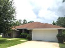 Homes for Sale in Palm Coast, Florida $196,999