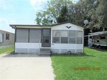 Homes for Sale in HILLCREST RV PARK, Zephyrhills, Florida $16,000