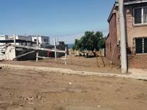 Lots and Land for Sale in Mar de Popotla, Baja California $45,000