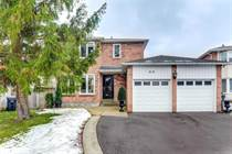 Homes for Sale in North Hill Bolton, Caledon, Ontario $844,900