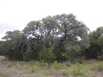 Lots and Land for Sale in Mystic Shores, Spring Branch, Texas $74,900