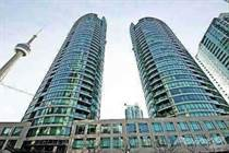 Condos for Rent/Lease in Front/Spadina, Toronto, Ontario $3,450 one year