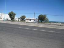 Commercial Real Estate for Sale in Campo Playa Indio, San Felipe, Baja California $130,000