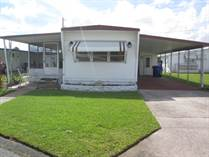 Homes for Sale in Twin Palms Mobile Home Park, Lakeland, Florida $14,900