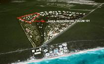 Lots and Land for Sale in Beach Tulum, Tulum, Quintana Roo $180,800