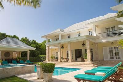 Punta Cana Luxury Villa For Sale   Hacienda A-89   Punta Cana Resort & Club