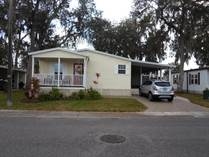 Homes Sold in Forest Lake Estates, Zephyrhills, Florida $67,900