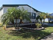 Homes for Sale in Country Place MHP, New Port Richey, Florida $74,900