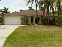 Homes for Sale in Cape Coral, Florida $429,000