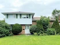 Homes for Sale in West Park Village, Belleville, Ontario $399,900