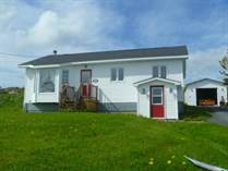 Homes for Sale in Newfoundland, Hearts Content, Newfoundland and Labrador $99,900