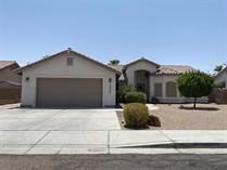 Homes Sold in Desert Ridge, Yuma, Arizona $309,999