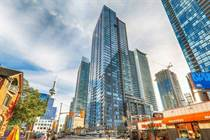 Condos for Rent/Lease in Adelaide/John, Toronto, Ontario $2,400 one year