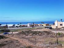 Lots and Land for Sale in Playa La Mision, Playas de Rosarito, Baja California $89,000