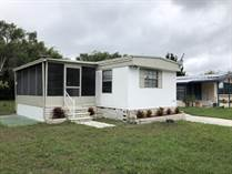 Homes for Sale in Fountainview, Tampa, Florida $25,000