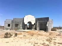 Homes Sold in El Dorado Ranch, San Felipe, Baja California $45,000