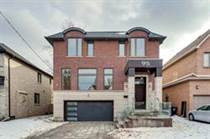 Homes for Sale in Wilson Heights, Toronto, Ontario $2,849,000