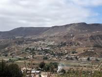 Lots and Land for Sale in La Mision, Ensenada, Baja California $29,500