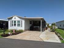 Homes for Sale in Anglers Green Mobile Home Park, Mulberry, Florida $31,900