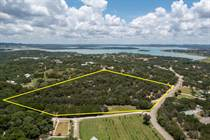 Lots and Land for Sale in Canyon Lake, Texas $450,000