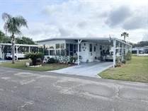 Homes for Sale in Sunnyside Mobile Home Park, Zephyrhills, Florida $25,900