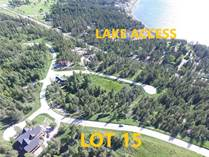 Lots and Land for Sale in Bella Vista Estates, Fairmont Hot Springs, British Columbia $99,900