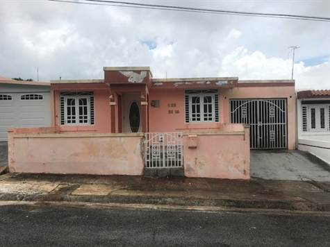 Home for Sale in Urb April Gardens, Las Piedras, Puerto Rico $54,900
