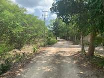 Lots and Land for Sale in Santa Teresita, Akumal, Quintana Roo $56,000
