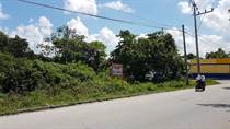 Lots and Land for Sale in Huertos Familiares, Cozumel, Quintana Roo $325,000